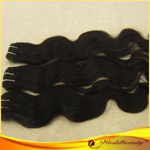 China Body Wave Indian Remy Hair Extension , 100% Virgin Human Hair on sale
