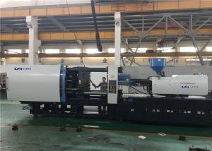 China High Efficiency Servo Motor Injection Molding Machine Low Noise Easy Operation on sale