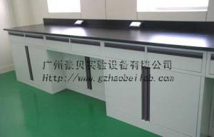 China Customized School Lab Furniture PP Sink Laboratory Work Benches High Strength on sale