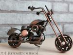 24 Design Retro Personality Vehicle craftwork Decoration