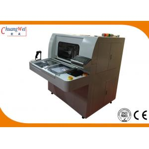 China PCB Depaneling PCB Router Machine for Automotive Electronics Industry TAB Panels on sale