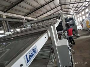 China Multipurpose HDPE Sheet Extrusion Line , Drainage Sheet Extruder Machine on sale