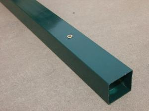 China Square Tube Post – Euro Type on sale