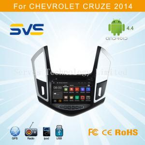 China Android 4.4 car dvd player for CHEVROLET Cruze 2014 with Car GPS navigation Multimedia on sale