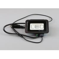 Professional design outdoor slim waterproof 10 watt led flood light With Plug