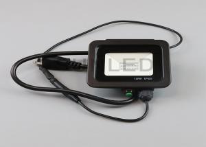 China Professional design outdoor slim waterproof 10 watt led flood light With Plug on sale