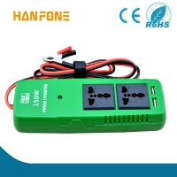 China USB car power inverter 150W ,off grid and round shape,DC to AC,with CE CB ROHS certificate on sale