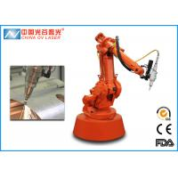 Metal Robotic High Precision Laser Cutting Machine with 6 Axis