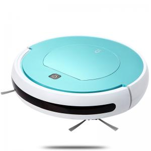 China Blue Automatic Carpet Cleaner Robot Sucking And Mopping For Home / Office on sale