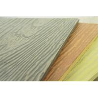 Professional Fire Resistant Fiber Cement Board And Batten Siding Customized Color