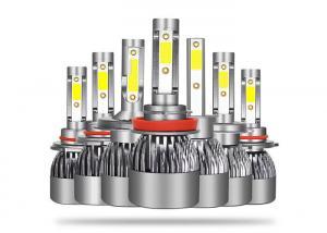 China Seoul COB chip 12V 24V 50W 9005 9006 9012 H1 H11 H7 led fog light for Auto lamp on sale