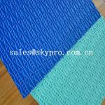 Colorful Shoe Sole Rubber Sheet / soft recycled sheet customized Size