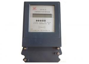 China Contactless RF Intelligent Electric Meter , Prepaid Energy Meter Using Smart Card on sale