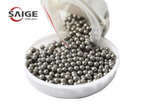 China AISI52100 Precision Steel Balls 100Cr6 GCr15 SUJ2  G10-G1000 For Pens Pumps Castors And Valves on sale