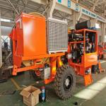 Puller Stringing Equipment 90KN Hydraulic Wire Puller