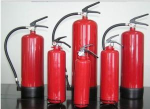 China 50% ABC Dry Chemical Powder Fire Extinguishers on sale
