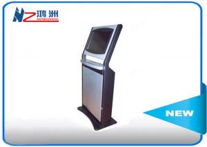 China Camera Ticket Vending Self Service Terminal With Windows System / Led Screen on sale