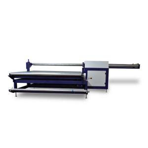 China Good applicability Semi-automatic mattress roll packing machine on sale