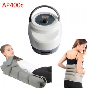 China Air Compression Therapy Leg Foot Massager , 400c Air Pressure Leg Massager on sale