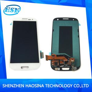 China Phone Parts LCD Screen For Samsung s3 i9300 LCD Display Digitizer Assembly Wholesale on sale