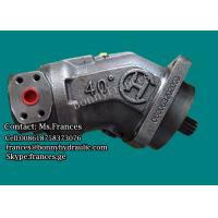 China Rexroth A2FM63/61W axial piston hydraulic motor on sale