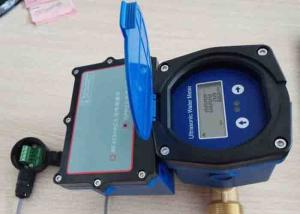China E2 Class Bi - Directional Magnetic Flow Meter RS485 Modbus ISO 4064 Approval on sale