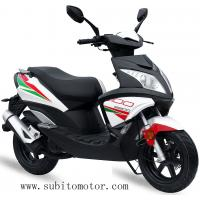 50cc Gas Scooters 2t Eec Epa Scooter Euro 4 125CC moto