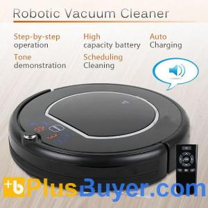 China Automatic Smart Robot Vacuum Floor Cleaner Sweeper on sale