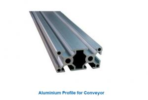 China Industrial Structural Aluminum Profiles For Buildings High Performance ISO9001 on sale