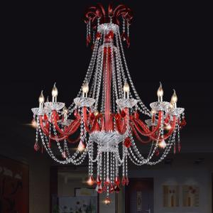China Updated Faceted crystal chandelier Hallyway Bedroom Lighting (WH-CY-146) on sale