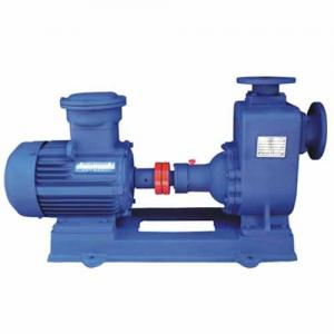 China Low Noise Cantilever Hot Oil Heating Pump In Plastic / Rubber And Textile on sale