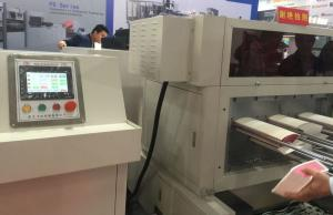 Quality Automatic Flexo Printing Machine , Flexo Die Cutter For Paper Cups FDC920 for sale