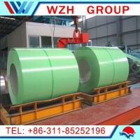 China color galvanized steel coil/ cold rolled steel coil/ ppgi steel sheet China supplier WZH for south africa