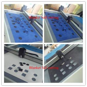 China Kinyo Virginia Printing blanket cutting machine on sale