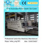 Apresse 120 partes/impressora mínima Slotter de Flexo da tinta da água da máquina de fatura de caixa