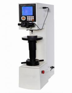 China Digital Eyepiece Brinell Hardness Testing Machine Brinell Hardness Machine With Built - In Printer on sale