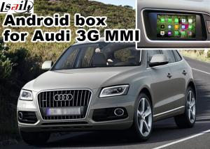 China Audi Q5 3G MMI video Android navigation box video interface , Car Navigation Box on sale