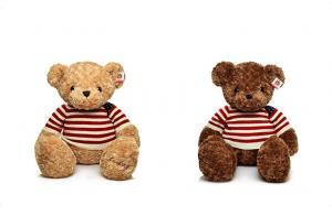 China 2014 Stuffed Plush Toy Sweater Teddy Bear on sale