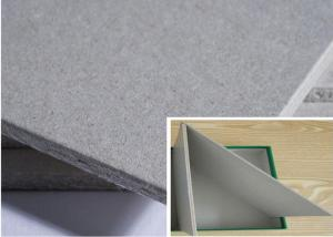 Quality Grade A 650GSM Grey Board Paper Grey Chip Board For Book Cover Material for sale