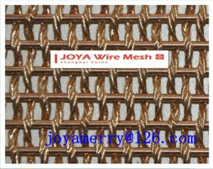 China stainless stell decorative mesh/architectural mesh/ GKD mesh/ woven wire mesh on sale