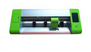 China 345mm 14 Inch No Touch Screen Mini Plotter Cutter on sale