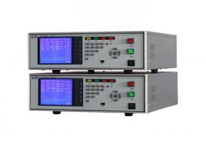 China Desktop Type Safety Testing System , Dielectric Strength Test Equipment on sale