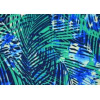Customized Pattern 100 Polyester Fabric Non Harmful Dust And Waste Created
