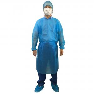 China Medical Disposable Scrub Suits / Anti - Static Surgical Scrub Suits on sale