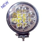 China Hanka Epistar Led Car Driving Lights , 36W IP67 Round Truck Driving Light wholesale