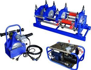 China Durable Butt Fusion Welding Machine , Hdpe Pipe Fusion Welding Machine on sale