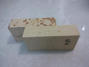 China Low Thermal Expansion Rate Silica Refractory Bricks for Hot Air Furnace , 230*114*65 on sale