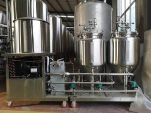 China 50L small brewery equipment for home brew unit machine on sale