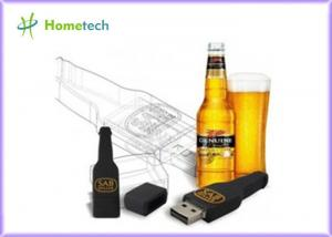 China 32GB Customized USB Flash Drive / SABMILLER beer custom usb memory stick 2.0 Computer Accessories on sale