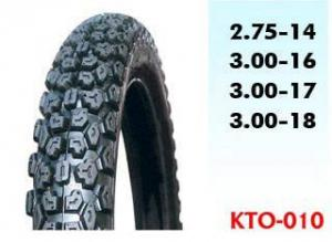 China Motorcycle  Tyre, 3.00-16, 3.00-17, 3.00-18, 2.50-14 on sale